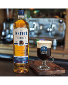 KETEL 1 Dutch coffee glas (per 6)